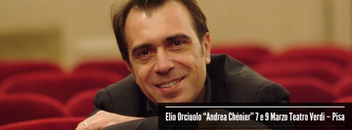 Elio Orciuolo conducts Andrea Chènier