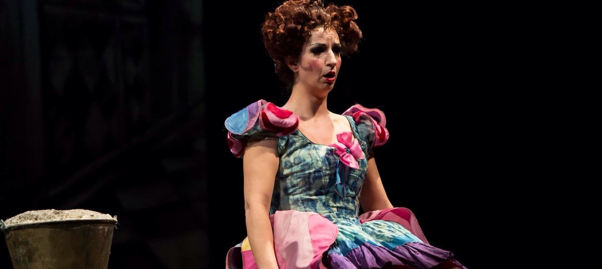 ISABEL DE PAOLI PLAYS TISBE IN ROSSINI'S LA CENERENTOLA – TEATRO MUNICIPALE – 16th & 18th February